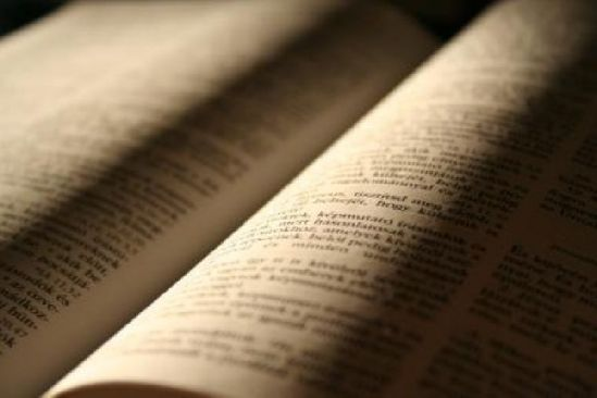 Los españoles no leen la Biblia.