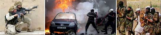Terrorismo integrista y Al-Qaeda
