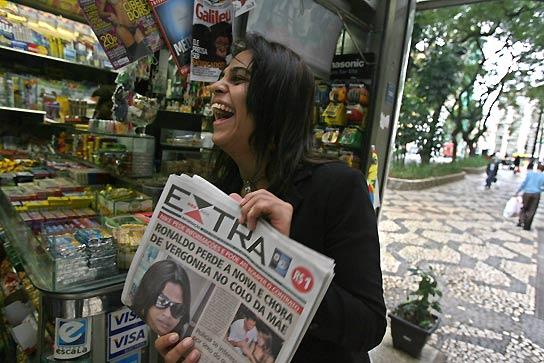 'El escándalo Ronaldo'