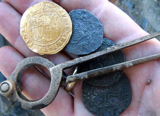 Hallan un tesoro en Namibia