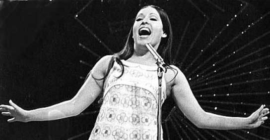 Massiel, en Eurovisión