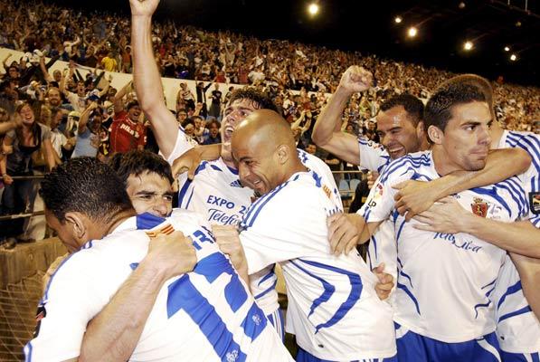 Zaragoza - Deportivo