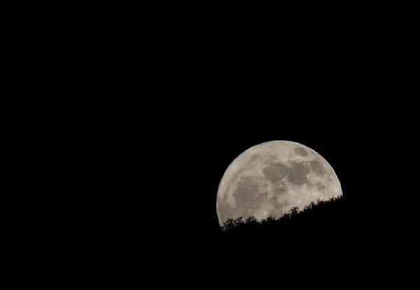 Pruebas de agua en la luna