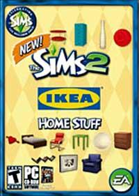 Los Sims IKEA Home Stuff.