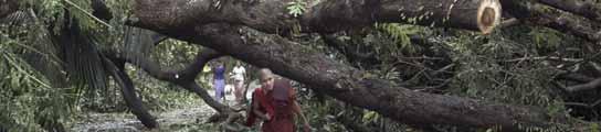 España espera la llamada oficial de Birmania para mandar ayuda humanitaria