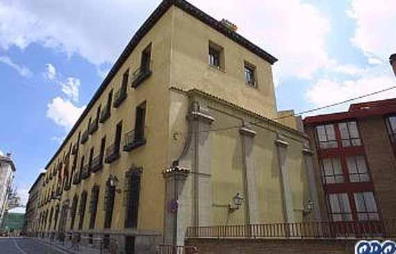 calle sacramento madrid agencia tributaria