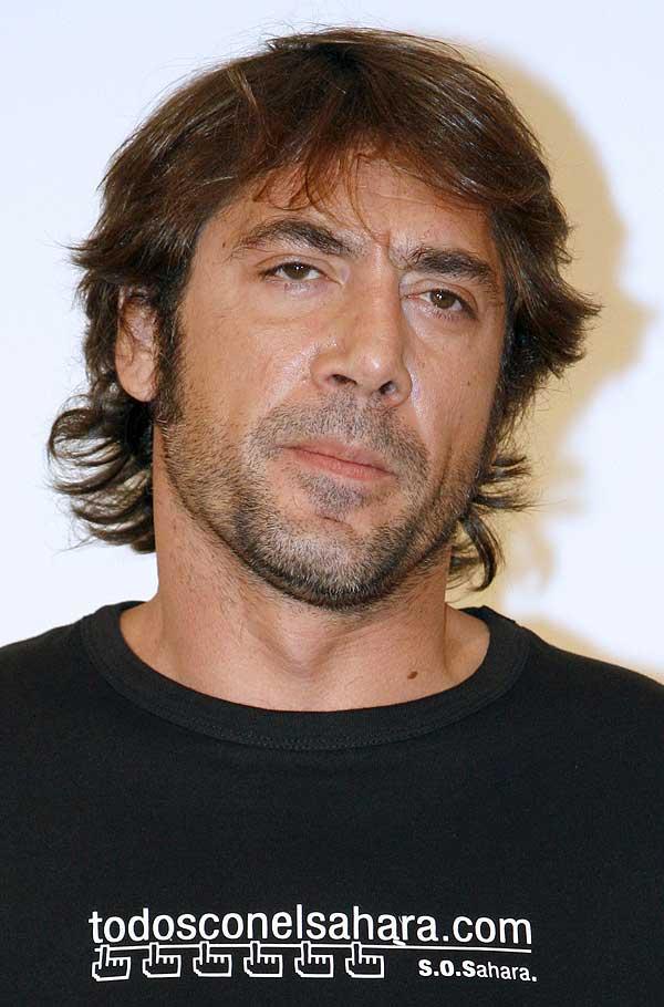 El actor español Javier Bardem.