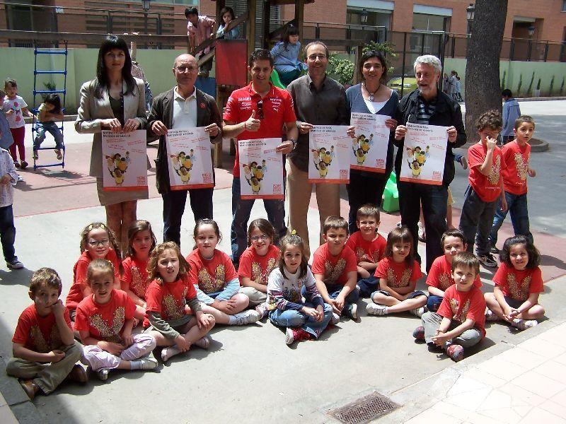 Campaña para que los niños se matriculen en valenciano.