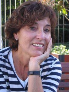 Pilar Salamanca en la Feria del Libro de Valladolid
