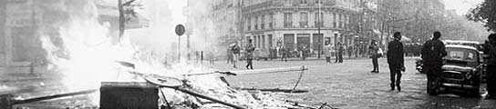 Museo de la prefactura de la Policía parisina durante mayo de l68