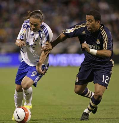 Marcelo y Sergio García
