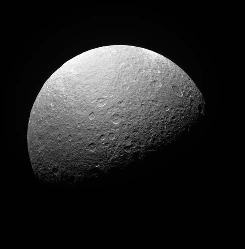 Luna de Saturno.