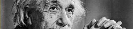 Albert Einstein y la religión.