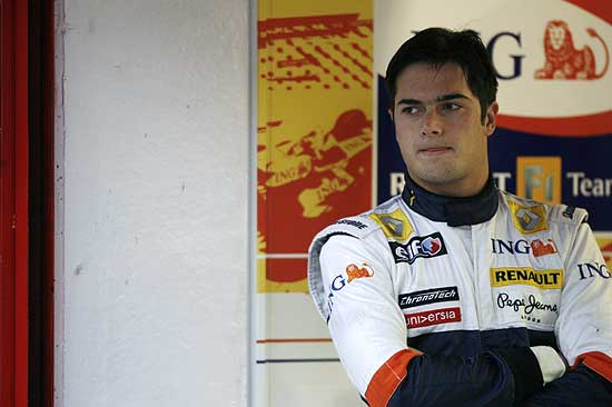 Nelsinho Piquet.