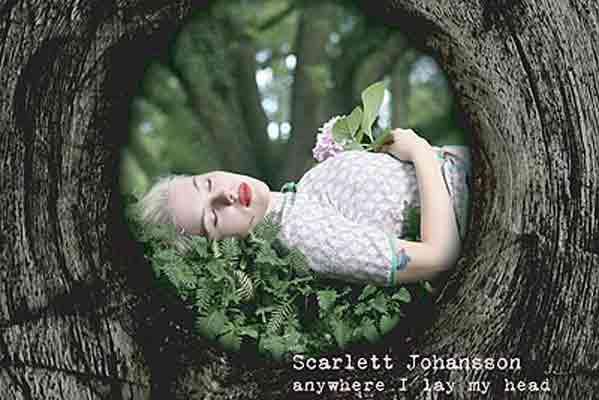 El disco de Scarlett Johansson