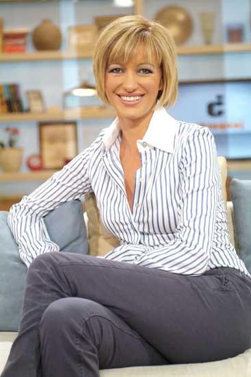 Susanna griso en el trabajo siempre voy con la lengua fuera - Espejo publico hoy ...