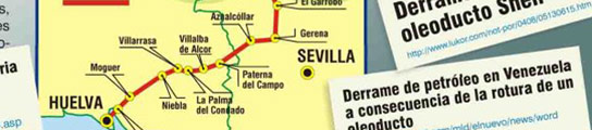 Oleoducto en Huelva 544