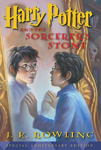 Edición especial de Harry Potter y la piedra filosofal