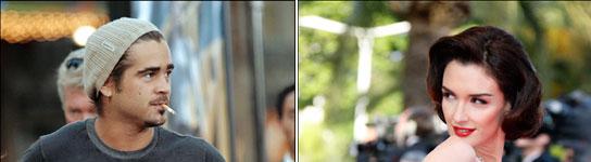Colin Farrell y Paz Vega