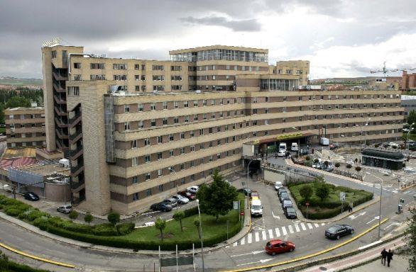 hospital clinico de salamanca