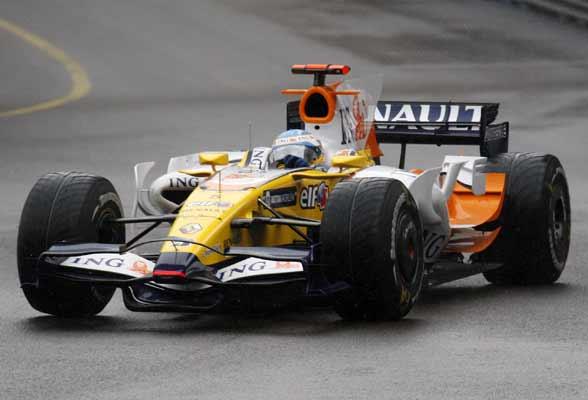 El R-28 de Fernando Alonso