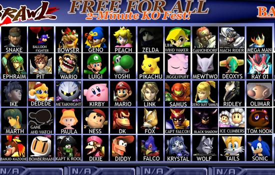Los personajes de Nintendo se pelearán entre ellos el próximo mes ...