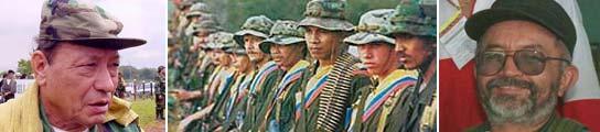 Las FARC planeaban atentar en Madrid