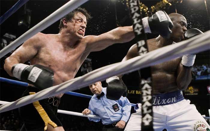 Sylvester Stallone en 'Rocky Balboa'.