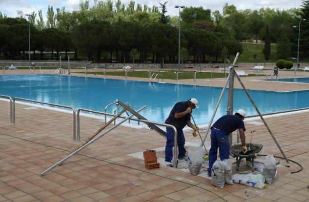 Ma ana habr jornada de puertas abiertas en las piscinas for Piscina municipal arganda del rey