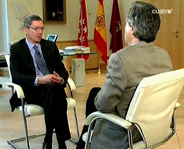 Gabilondo entrevista a Gallardón