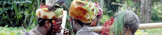 Tribu de Paúa-Nueva Guinea