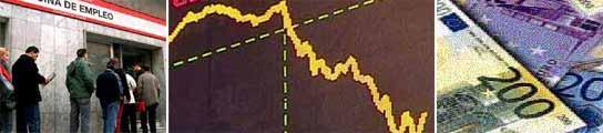El pesimismo con la situación economía, crece entre los españoles