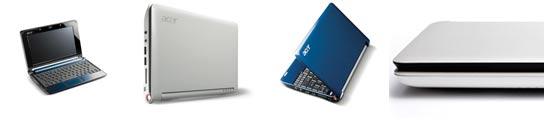 Mini portátil de Acer
