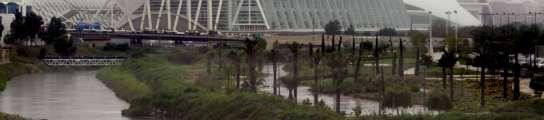 Precipitaciones en Valencia