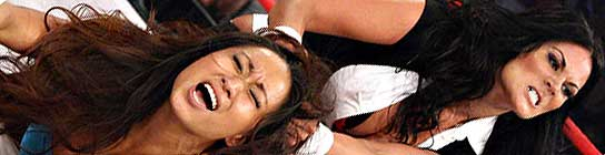 Luchadoras de TNA Wrestling