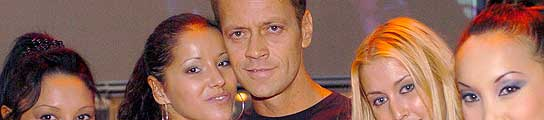 El actor Rocco Siffredi.