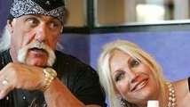 Hulk y su esposa