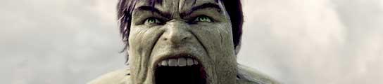 'El Increíble Hulk'.