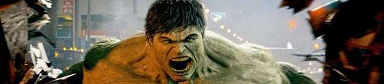 Imagen de 'El Increíble Hulk'.