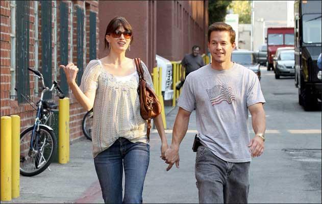 Mark Wahlberg y Rhea D...
