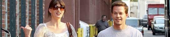 Mark Wahlberg y Rhea Durham