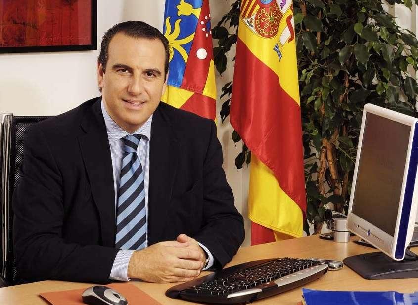 Sentandreu, líder de Colalición Valenciana.