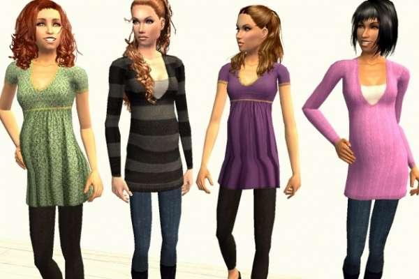 Sims 2 adolescent pregant