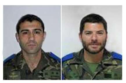 Santiago Hormigo Ledesma  y Joaquín López Moreno