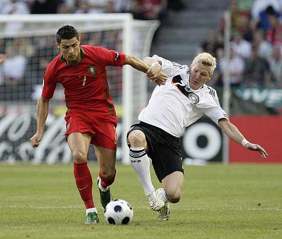 Portugal-Alemania.