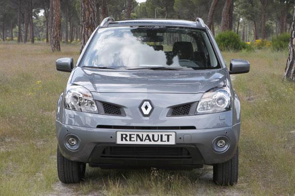 Renault Koleos Diésel. Foto: RENAULT ESPAÑA.