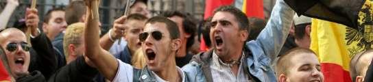La Audiencia Nacional perseguirá a las bandas neonazis como si fueran terroristas  (Imagen: ARCHIVO)
