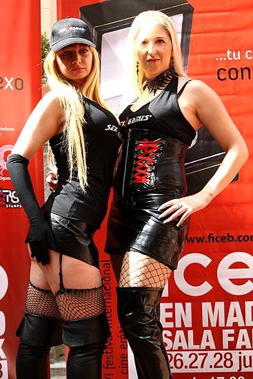 Festival de cine er�tico en Madrid