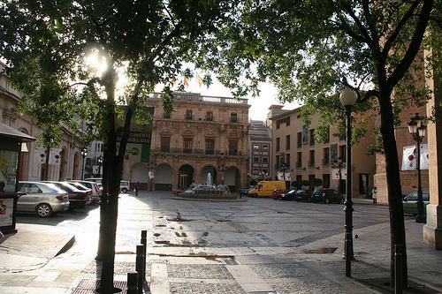 Presentado el proyecto de reformodelaci n de la plaza mayor de castell n - Pisos del bbva en vila real ...