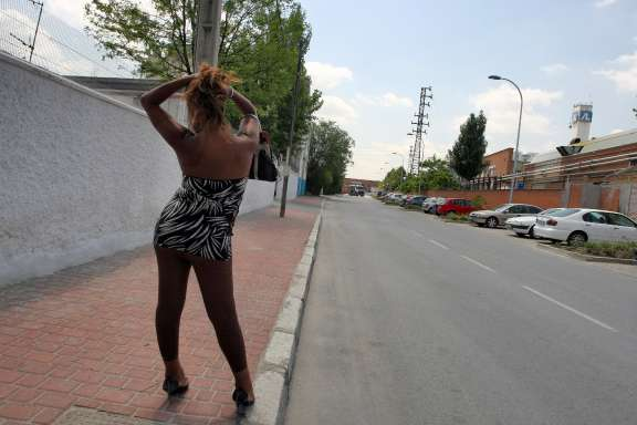 Prostituta en Colonia Marconi